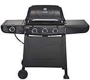Char-Broil Classic 3 Burner Gas Grill with SideBurner & Lid - H298204