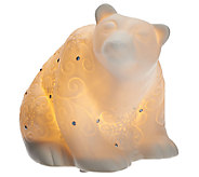 Kringle Express Illuminated Porcelain Snow Animal - H206405