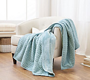Stay by Stacy Garcia 50 x 70 Peaceful Pebble Throw - H217905