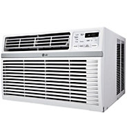LG Window Air Conditioner for 340-Square Foot Room with Remote - H297805