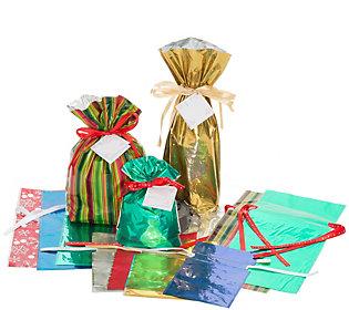 Kringle Express 30-Piece Party Gift Bag Set