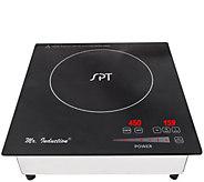 SPT Commercial 220V 2600W Built-in Induction Cooker - H302005