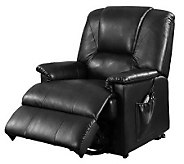 Electronic Lift Recliner with 8-Motor Massage Functions - H350905