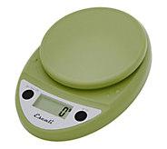 Escali Primo Digital Kitchen Scale, 11 lb/5 kg - H352805