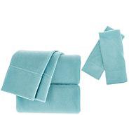 Malden Mills Polarfleece Twin XL Sheet Set with Extra Pillowcases - H212706