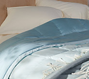 Casa Zeta-Jones 400TC 550FP Reversible Twin Down Blanket - H213406