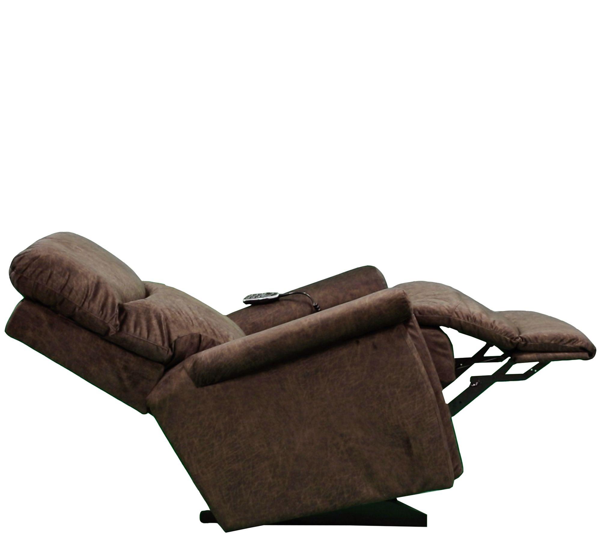 Stupendous La Z Boy Power Xr Baylor Recliner Qvc Com Cjindustries Chair Design For Home Cjindustriesco