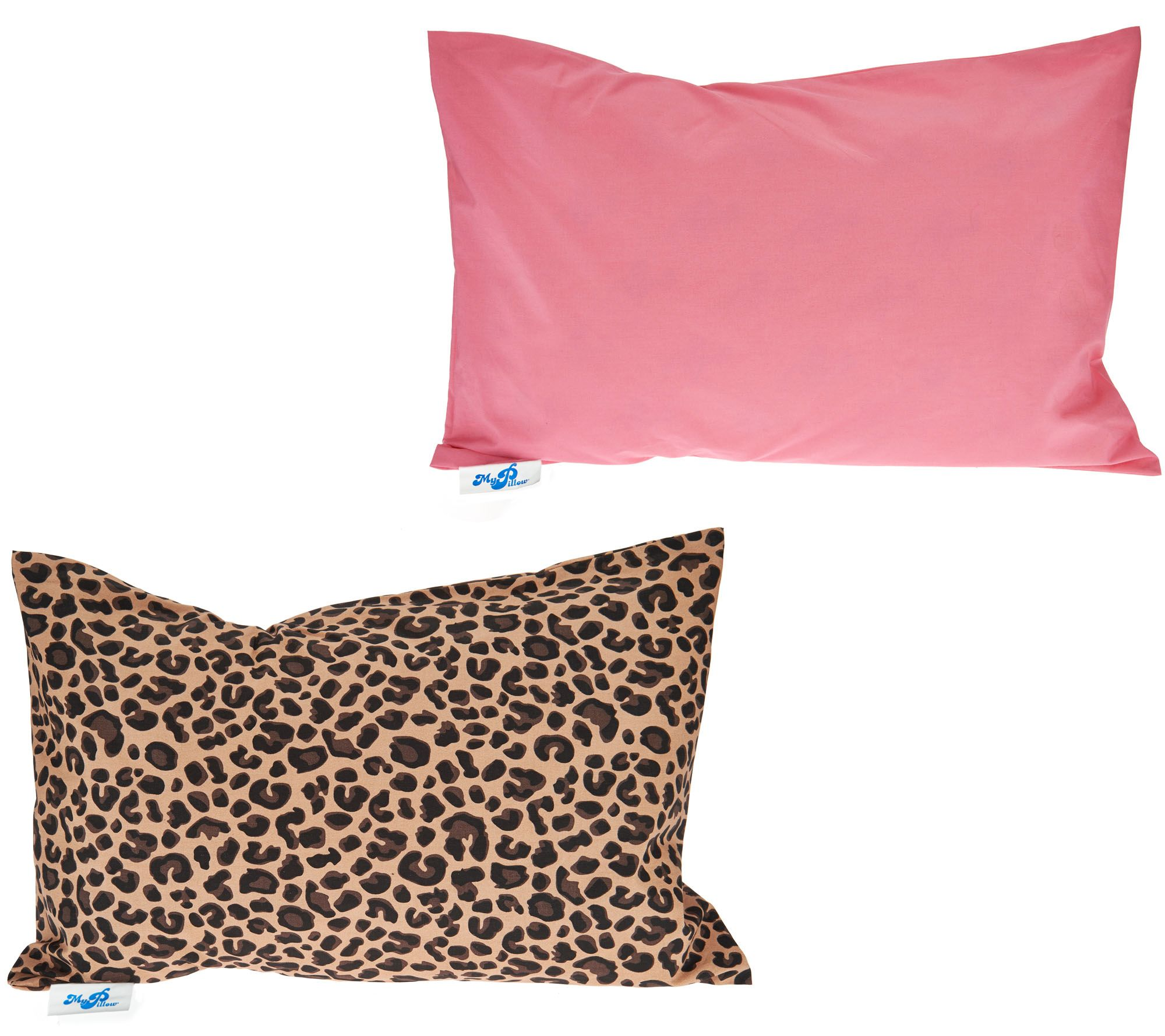 MyPillow Roll & Go Set of 2 Pillows with Pattern Options - Page 1 ...