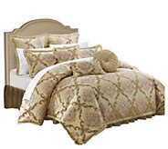 Chic Home Marchesi 9-Piece King Comforter Set - H296907