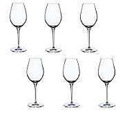 Luigi Bormioli 12.75-oz Vinoteque Fresco Wine Glasses - S/6 - H365007