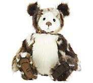 Charlie Bears Collectible 16 Higgle Plush Bear w/ Bell Collar - H215108