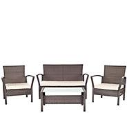 Safavieh Avaron 4-Piece Outdoor Set - H286208