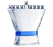 Copa Judaica Blue Ribbon Menorah - H144509
