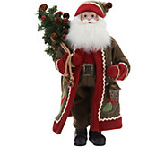 Choice of 19 Decorative Santa by Valerie - H216309