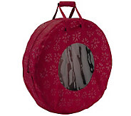Seasons Wreath Storage Bag Medium by Classic Accessories - H282109