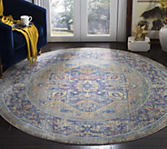Claremont Carrie 67 x 67 Round Rug by Valerie - H296809