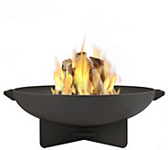 Real Flame Anson Wood-Burning Fire Bowl - H301409