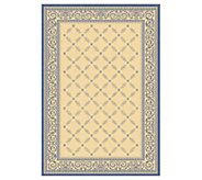 Safavieh Courtyard Lattice Flower 53 x 77 Rug - H179010