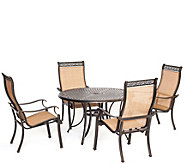 Cambridge Legacy 5-Piece Outdoor Dining Set - H291210