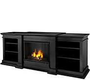 Real Flame Fresno Gel Fuel Entertainment Center& Fireplace - H294510