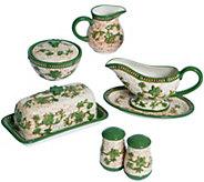Temp-tations Floral Lace Basketweave CompleterSet - H295710