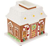 HomeWorx by Harry Slatkin Choice of Gingerbread House Warmer - H211411