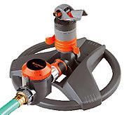Gardena Turbo Drive Silent Sprinkler with WaterTimer - H283311