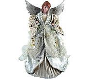 16 Angel Tree Topper by Santas Workshop - H301211
