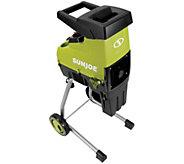 Sun Joe 1.7D Cut 15-Amp Electric Wood Chipper/Shredder - H301411