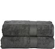 AeroSoft Premium Combed Cotton 700 GSM Set of 2Bath Towels - H302411