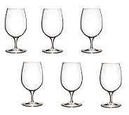 Luigi Bormioli 14.25-oz Palace Water Glasses -Set of 6 - H364911