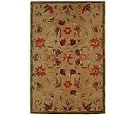 Anatolia 4x6 Beige Handtufted Oriental Wool Rug - H183612