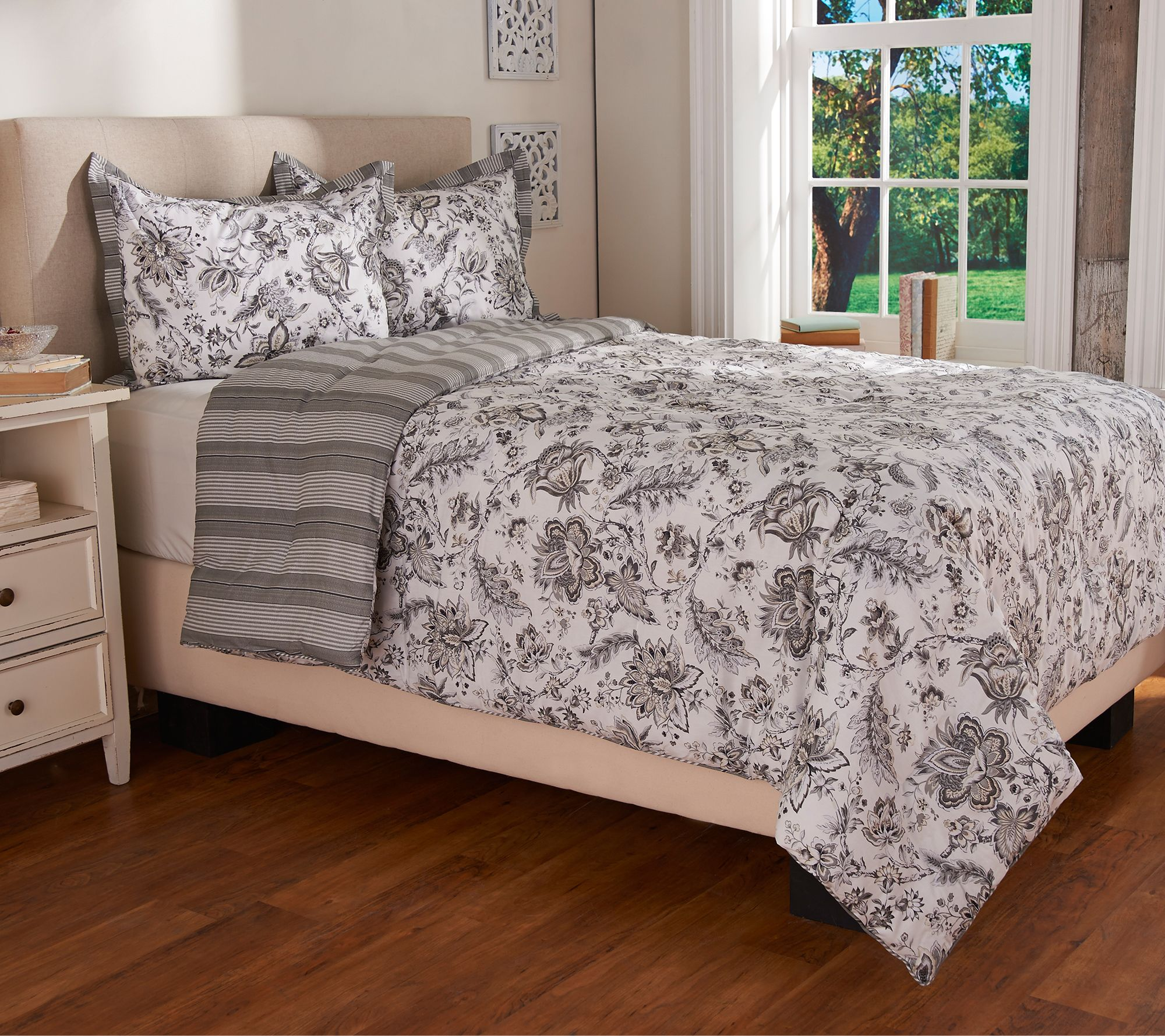 Blush Gold Vince Camuto Comforter Light Pink Glam Twin