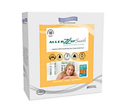 Protect-A-Bed AllerZip Smooth Queen 13 Mattress Encasement - H367312