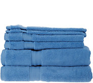 Northern Nights 6-Piece 100Cotton Luxury Towel Set - H216513