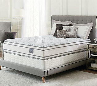Serta Perfect Sleeper Hotel 2-Sided Euro TopQueen Matt Set