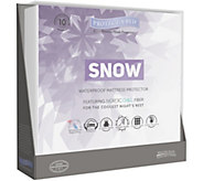 Protect-A-Bed Therm-A-Sleep Snow Twin XL Mattress Protector - H289413