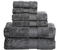AeroSoft Premium Combed Cotton 700 GSM 6-PieceBath Towel Set - H302413