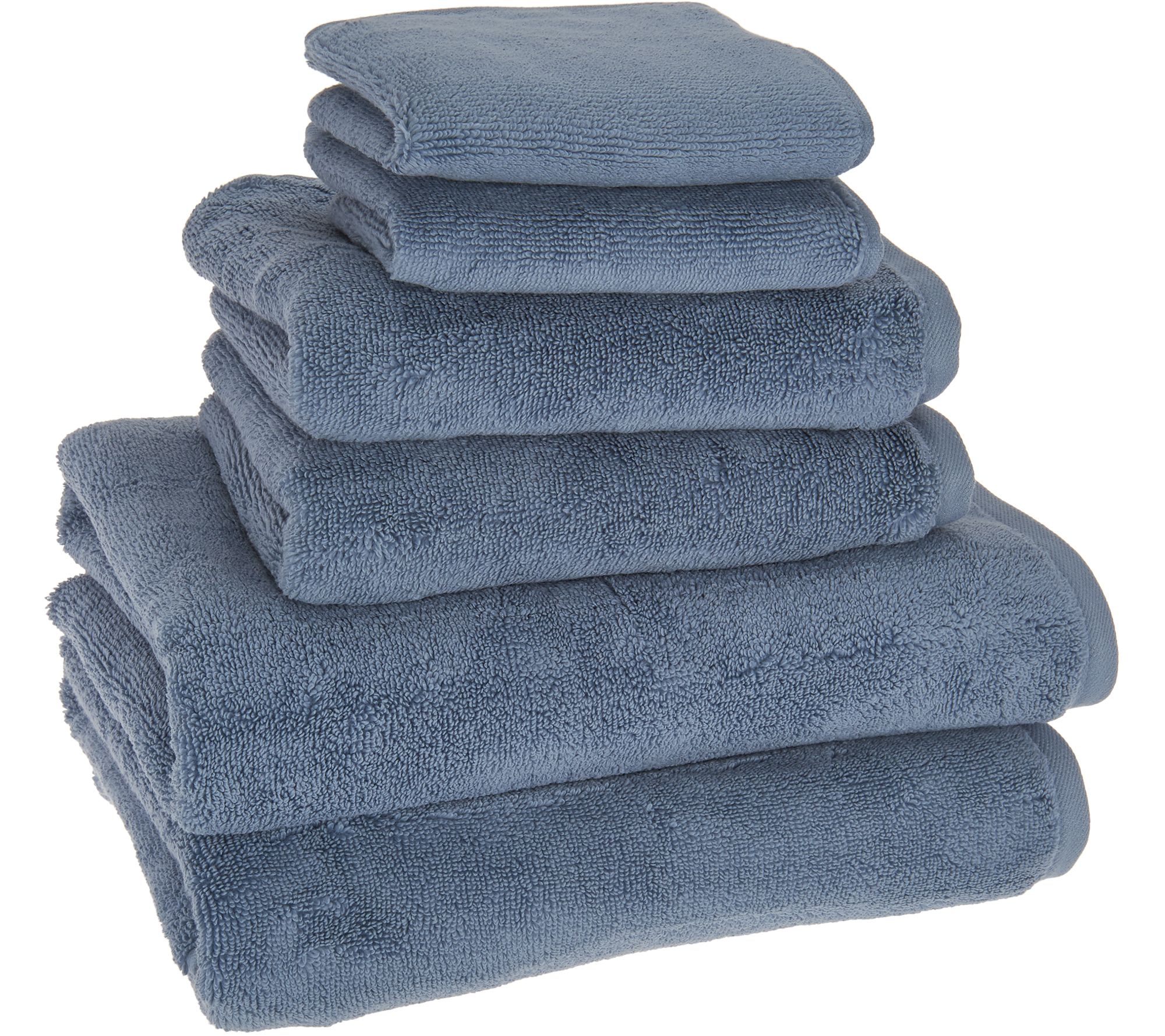 WeaveRIGHT 6 Piece Luxury Performance Towel Set
