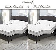 Sleep Number p5 Queen Adjustable Base Mattress Set - H218814