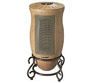 Lasko Designer Oscillating Ceramic Heater - H367214