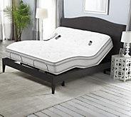 Sleep Number p5 King Adjustable Base Mattress Set - H218815