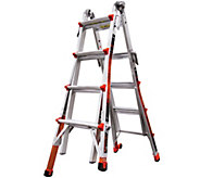Little Giant Revolution 17 Ladder with RatchetLevelers - H287815