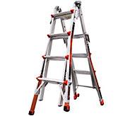 Little Giant Revolution 17 Ladder with RatchetLevelers - H287815