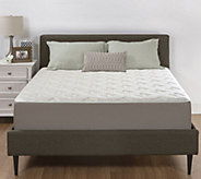 Pedic Solutions 12 Twin Quilted Gel Memory Foam Mattress - H298515