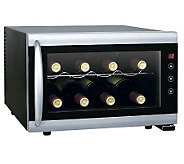 SPT 8-Bottle Wine Cooler with Heating - H366215