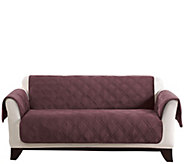 Sure Fit Loveseat Triple Protection Furniture Cover - H213617