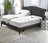 Sleep Number p5 Split King Adjustable Base Mattress Set - H218817
