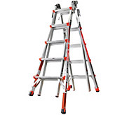 Little Giant Revolution 22 Ladder with RatchetLevelers - H287817