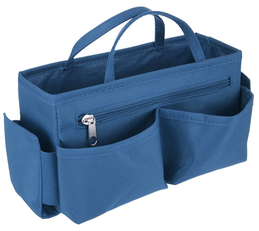 1c8de54343 Ready Set Go Bag Organizer by Lori Greiner - Page 1 — QVC.com